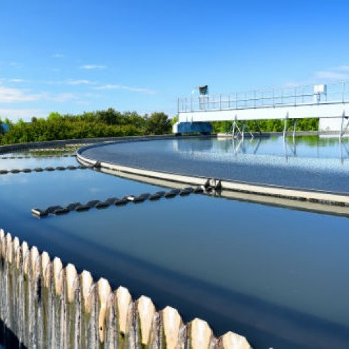 Public water supplies image