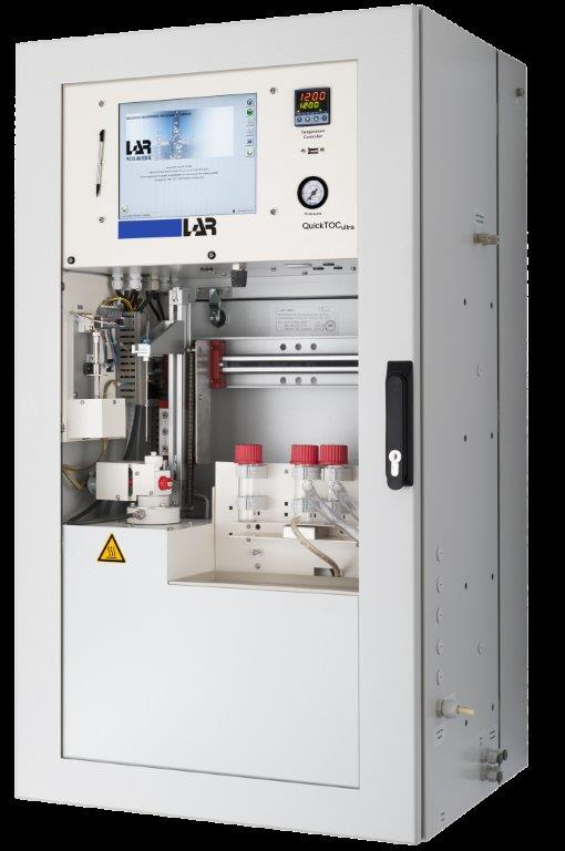 LAR – TOC and COD analysers  image