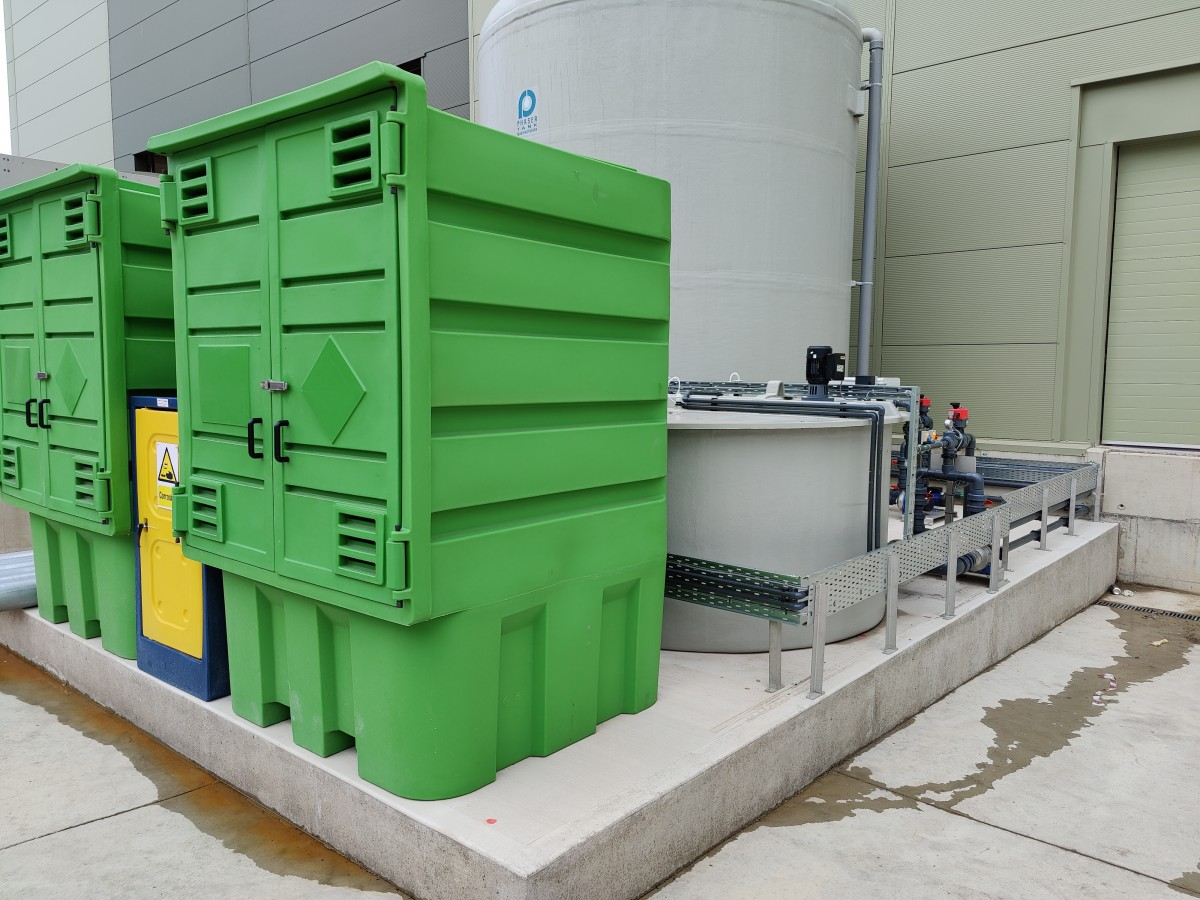 Waste Water pH Correction Systems image