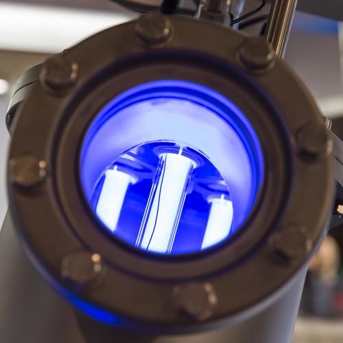 Ultraviolet filtration image