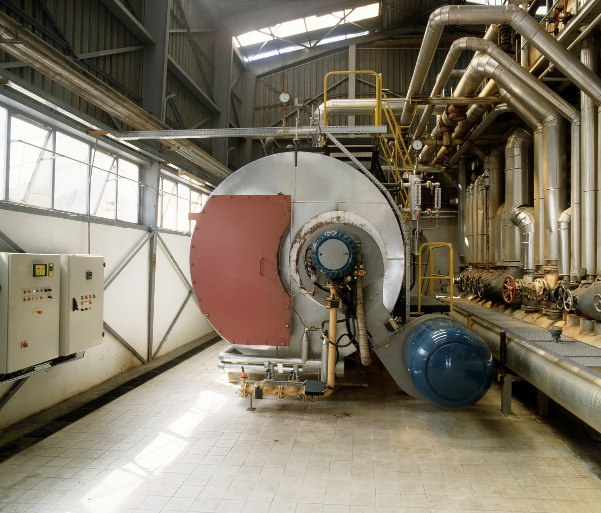 Boiler & Cooling Chemicals image